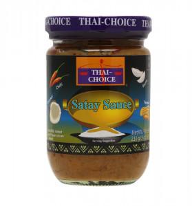 Thai Choice Satay maapähkli kaste
